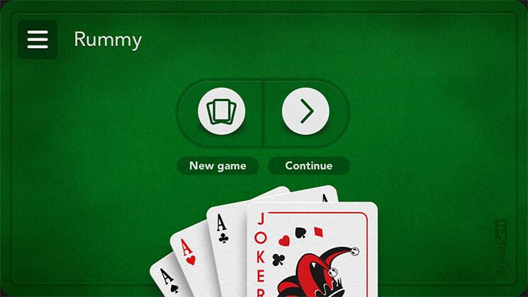 Rami Online Card Game